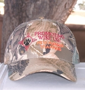 NMTA Ball Cap, Full Camo